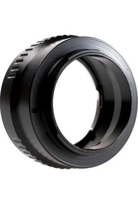 GreenL Sony Nex Ve E Mount İçin Contax Yashica Lens Adaptörü