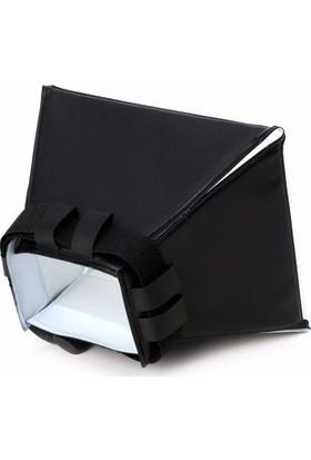 Pixco Üniversal Flaş Diffuser Flaş Yumşatıcı Soft Box