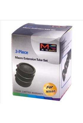 Meike Nikon İçin Meike Otomatik Macro (Makro) Af Tüp Autofocus