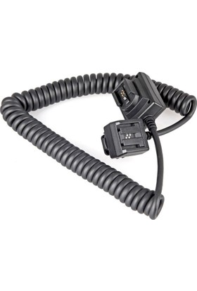 Meike Sony İçin Meike Mk-Fa01 Ttl Flaş Kablosu 3M