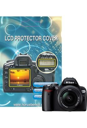 Horusbennu Nikon D60 D40X D40 İçin Lcd Ekran Koruyucu