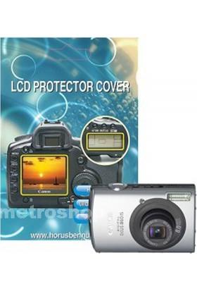 Horusbennu Canon Ixus 980Is 960Is 95Is 80Is Sd800 İçin Lcd Ekran Koruyucu