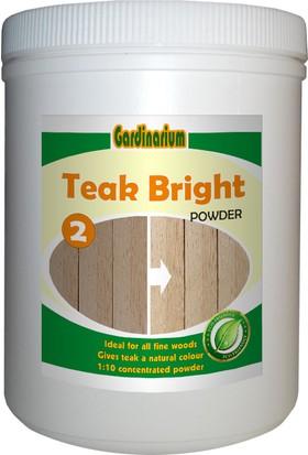 Gardinarium / Konsantre Teak Parlatma Tozu 1 kg