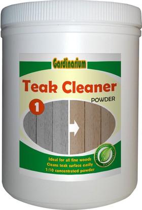 Gardinarium / Konsantre Teak Temizleme Tozu 1 kg