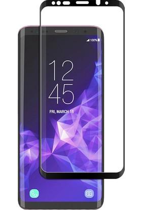 Piili Samsung Galaxy S9 Plus Nano Pet Esnek Ekran Koruyucu Film - Siyah