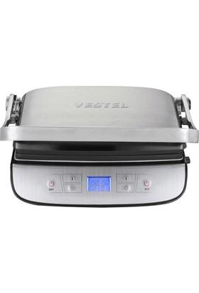 Vestel Şölen T3500 Dijital Inox Tost Makinesi
