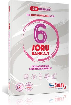 Sınav 6. Sınıf Tüm Dersler Soru Bankası