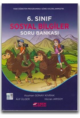 Esen 6. Sınıf Sosyal Bilgiler Soru Bankası