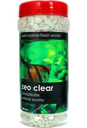 Crytsal Pro Zeo Clear Granül Zeolit Su Berraklaştırıcı Bakteri Tutucu Amonyak Giderici