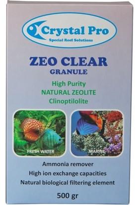 Crystal Pro Zeo Clear Granüll Zeolit Su Berraklaştırıcı