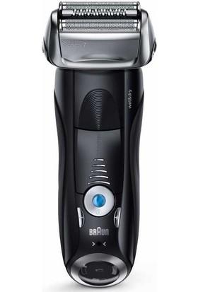 Braun Series 7 7840s Erkek Elektrikli Folyo Tıraş Makinesi, Islak ve Kuru, Şarj Edilebilir ve Kablosuz Tıraş Makinesi