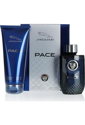 Jaguar Pace Bath Set Edt 100 ml -Shower Gel 200 ml Erkek Parfüm Set