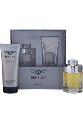 Bentley For Men Set Edt 100 ml + 200 ml Shower Gel