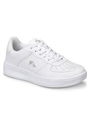 Lumberjack Finster Beyaz Erkek Sneaker
