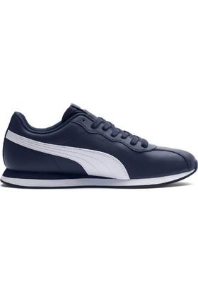 Puma Turin Ii Lacivert Beyaz Erkek Sneaker