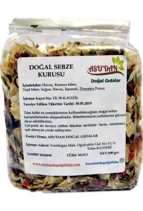Asudan Doğal Sebze Kurusu 100 gr