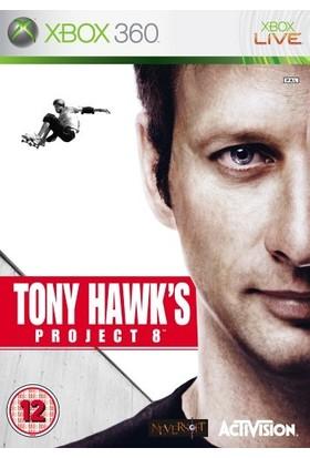 Activision Tony Hawks Project 8 - Xbox 360