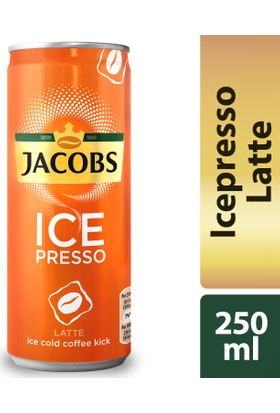Jacobs Icepresso Latte 250 ml