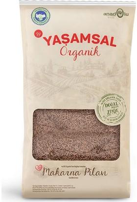 Yaşamsal Organik Makarna Pilavı 500 gr