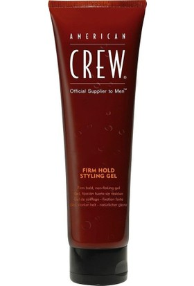 American Crew Firm Hold Styling Gel Jöle 250 ml