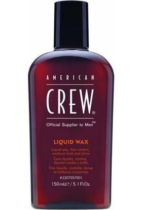 American Crew Liquid Orta Tutucu Parlak Sıvı Wax 150 ml