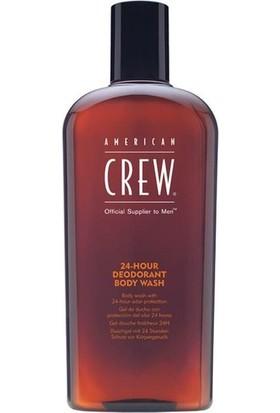 American Crew 24 Hour Deodorant Body Wash 450 ml Duş Jeli