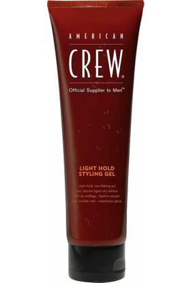 American Crew Light Hold Gel Stylıng Jel 250 ml