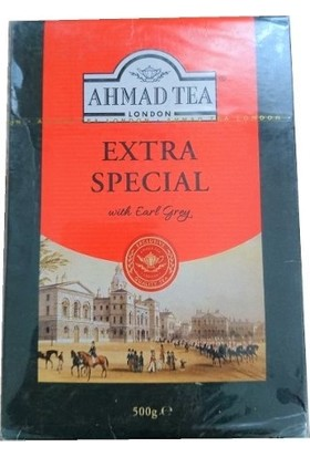 Ahmad Tea London Ekstra Special 500 gr Dökme Demlik Çay