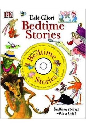 Bedtime Stories: Book & Cd: