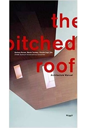 The Pitched Roof: Architecture Manual