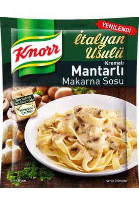 Knorr Makarna Sosu Kremalı Mantarlı 52 gr