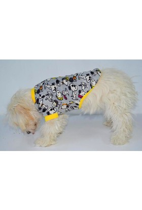 Dogi & Dog Snoppy Polar Sweat Köpek Elbisesi