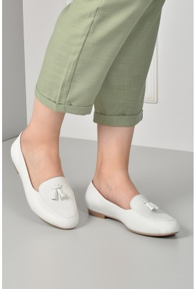 Gön Deri Kadın Ayakkabı 16348