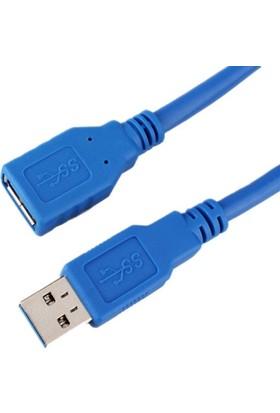 Alfais AL-4625 USB 3.0 Harddisk HDD Uzatma Uzatıcı Ekleme Kablosu 50 cm