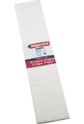 Big Point Krapon Kağıdı Beyaz Bp710-01