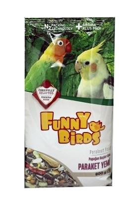 Funny Birds Paraket Yemi