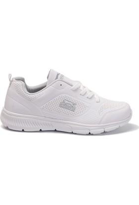 Slazenger Isotto Koşu & Yürüyüş Erkek Ayakkabı Beyaz