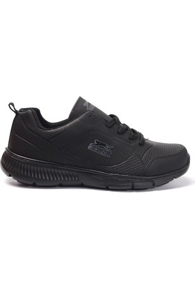 Slazenger Isotto Koşu & Yürüyüş Erkek Ayakkabı Siyah