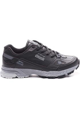 Slazenger Adam Koşu & Yürüyüş Erkek Ayakkabı Siyah