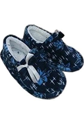 Heradimda Fiyonklu Bayan Ev Ayakkabısı 5083