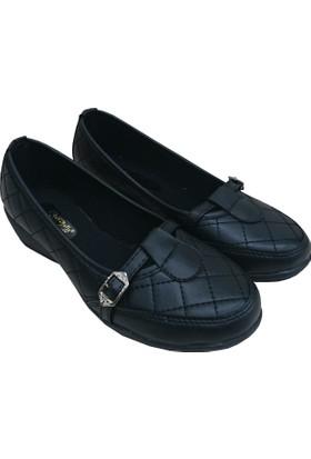 Stilobello Siyah Kadın Ayakkabı 5117
