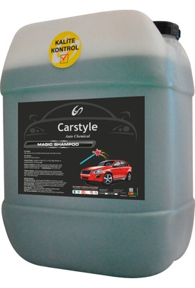 Carstyle Magic Şampuan