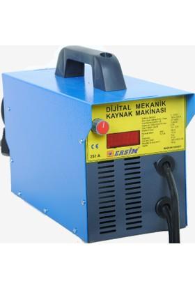 Ersim Dijital Çanta Kaynak Makinesi 250 Amper