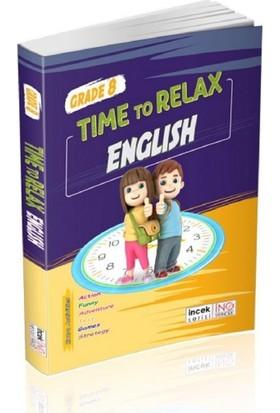 İnovasyon Yayınları 8.Sınıf Time To Relax English Grade 7