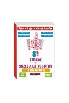 Türkçe Ve Sözel Akıl Yürütme 8.Sınıf Soru Bankası Platon Yayıncılık