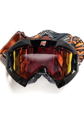 Ariete 13950NN15 Riding Crows Goggles Motocross Gözlüğü
