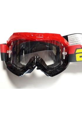 Ariete 12960CNR Riding Crows Goggles Motocross Gözlüğü