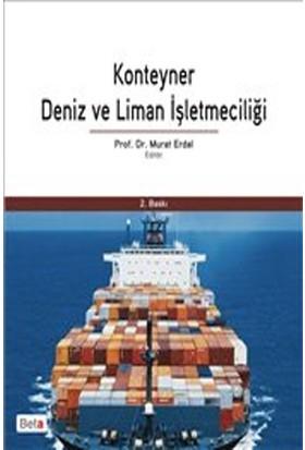 Konteyner Deniz Ve Liman İşletmeciliği - Murat Erdal
