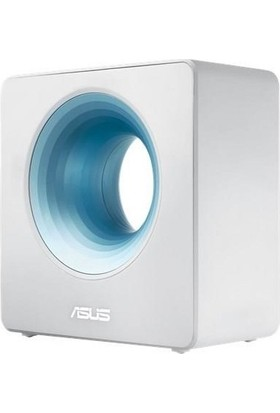 ASUS Blue Cave DualBand-Gaming-Ai Mesh-Alexa-Torrent-Bulut-DLNA-VPN-Router-Access Point