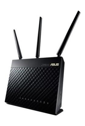ASUS AiMesh AC1900 WiFi System DualBand-Ai Mesh-Kablosuz Mesh Dağıtım Sistemi(İkili Paket)
